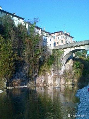 Il fiume Natisone, Cividale del Friuli