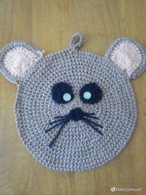 Presina a forma di topo: una simpatica aiutante in cucina