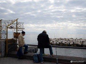 Amori giovani e amore per il mare