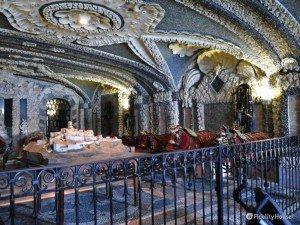 Grotte del palazzo Borromeo di Isola Bella
