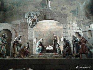 Presepe della Chiesa S. Antonio Nuovo – Trieste