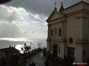 Chiesa di S. Maria delle Grazie – Raito frazione di Vietri sul Mare