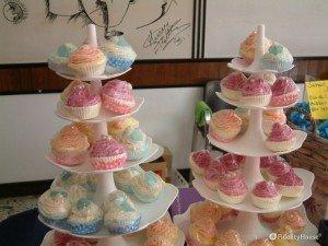 Perfetti cupcake di sapone aromatizzato