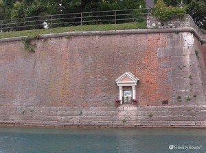 Capitello con l'immagine della Madonna – Peschiera del Garda