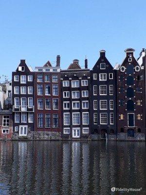 Amsterdam: le case