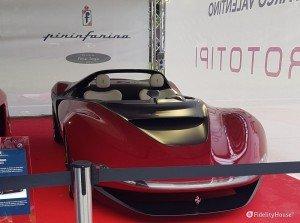 Ferrari Sergio 2013 versione Pininfarina