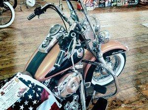 Harley Davidson Softail, il forte stile americano