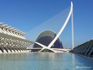 Valencia: ponte de l'Assut de l'Or