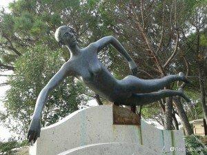 Monumento alla Sirenetta, Trieste