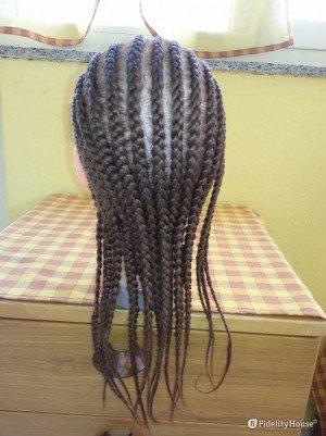 Cornrows, treccine dallo stile africano