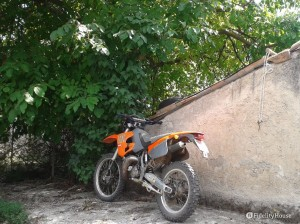 Enduro mania Aprilia Rx 125 2stroke