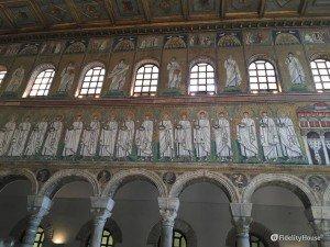 Corteo dei santi martiri (Ravenna)