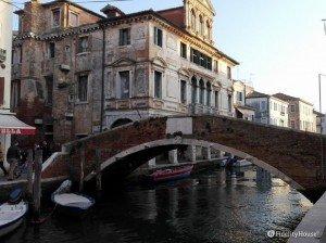 La casa delle streghe, Chioggia