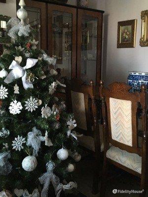 Angoli di casa natalizi!