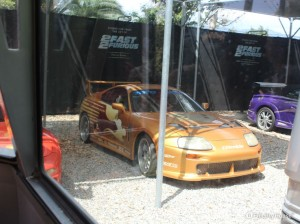 Le auto originali di 2Fast2Furious!