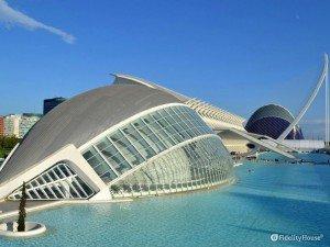 Il parco Oceanografico di Valencia