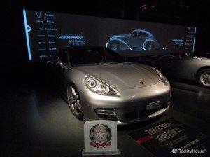 Porsche Panamera – Museo dell'automobile