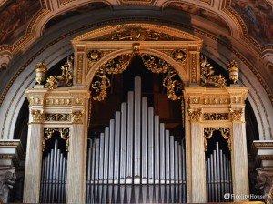 Organo a canne – Duomo di Mantova