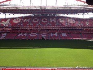 Estádio da Luz, stadio del Benfica