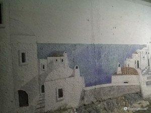 Murales di Peschici nel centro storico