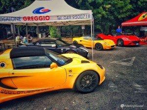 Lotus e Ferrari: auto sportive e meravigliose