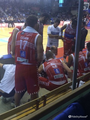 Basket, Serie A: Reggiana-Pesaro