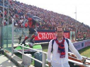 Curva Sud del Crotone, Stadio Ezio Scida