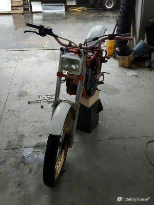 Aprilia TX 311 M (trial 250cc) Retro
