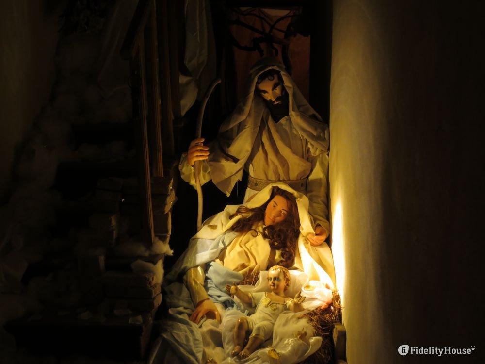 Presepe nella Chiesa di San Francesco a Chioggia ...