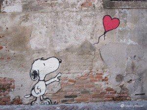 Snoopy innamorato di Kenny Random
