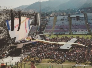 Lorenzo Jovanotti a Messina. Estate 2015