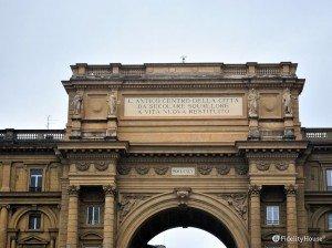 L'Arcone di Piazza della Repubblica (Firenze)