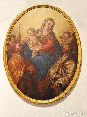 Madonna con il Bambino – Museo Diocesano di Mantova