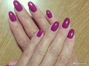 Nuove unghie per mia madre