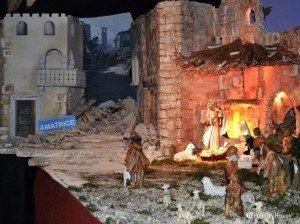 Presepe al Santuario di San Leopoldo – Padova