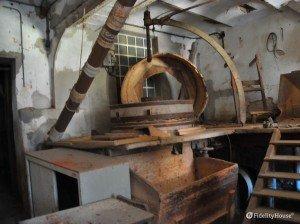 Fubine (Alessandria): vecchio mulino