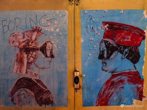 Dante e Beatrice rivisitati – Firenze