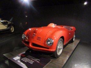 FIAT 500 A. Torino Museo dell'automobile.