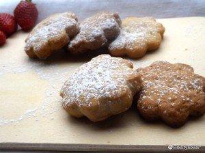 Biscotti di farro e riso