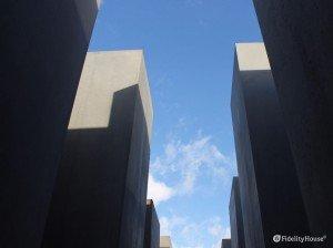Memoriale per gli ebrei assassinati d'Europa, a Berlino