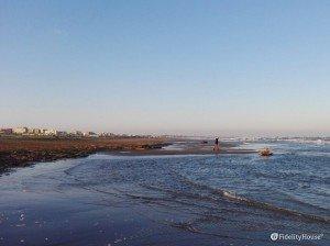 Il mare è bello anche d'inverno a Sottomarina