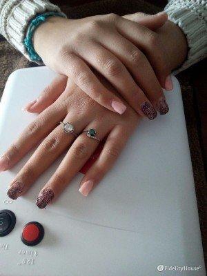 Ricostruzione unghie bon ton