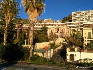 La villa Savoia di Messina