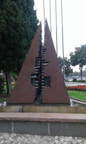 Monumento ai caduti di tutte le guerre – Desenzano del Garda