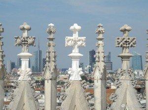Milano tra antichità e modernità