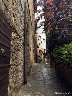 Borgo medievale di Varzi