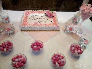 Un compleanno in rosa
