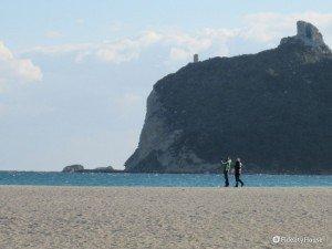 La Sella del Diavolo, Cagliari