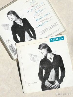 Ambra…. Angiolini, il secondo album