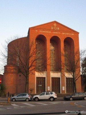 Padova, chiesa di San Prosdocimo